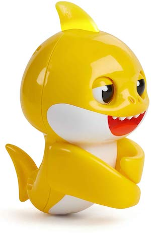 WowWee Pinkfong Baby Shark Fingerlings Interactive Toy