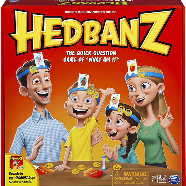 HedBanz Family Guessing Game