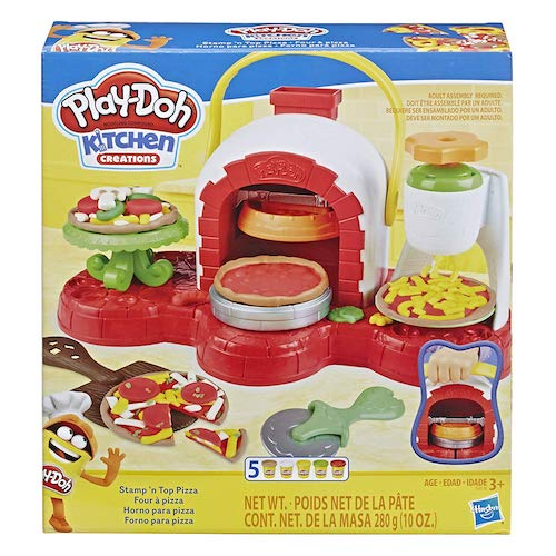 Play-Doh Stamp N' Top Pizza Oven