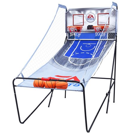 EA Sports Two Player Indoor Basketball Arcade Game