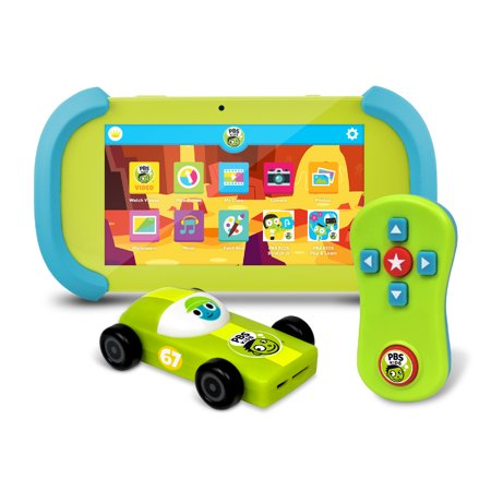 PBS Kid-Safe Tablet and HDMI Streaming TV Stick