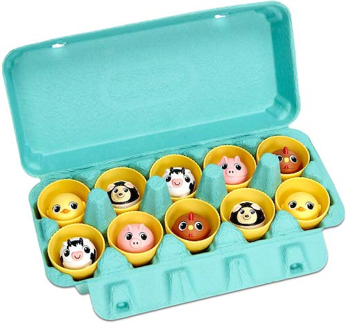 Little Tikes Little Baby Bum Old MacDonald's Memory Game