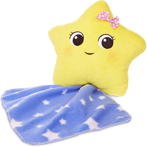 Little Tikes Little Baby Bum Twinkle Star Soothing Plush Toy