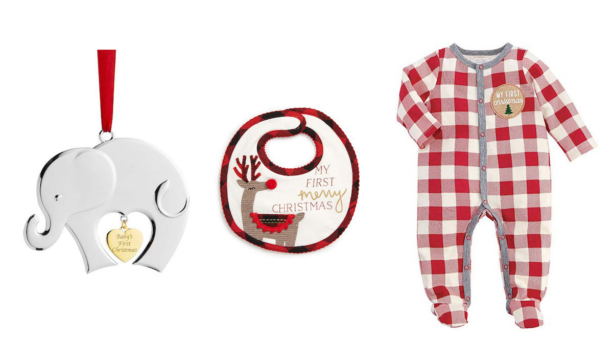 The Most Memorable Gift Ideas to Celebrate Baby's First Christmas