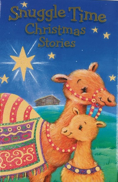 Snuggle Time Christmas Stories Board Book by Glenys Nellist