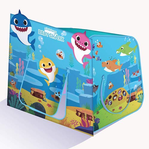 Basic Fun Playhut Pinkfong Baby Shark Pop-Up Tent