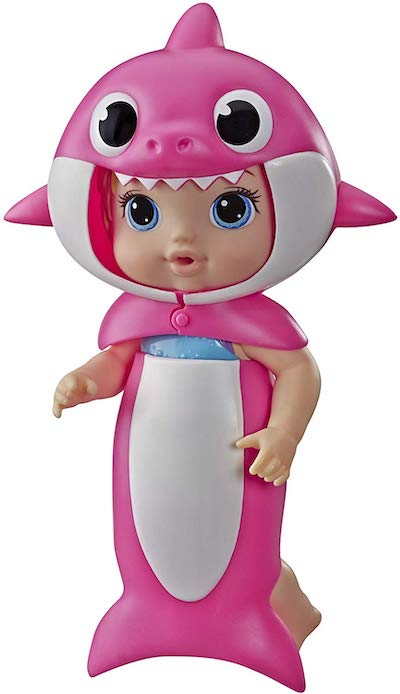 Baby Alive Pinkfong Baby Shark Doll