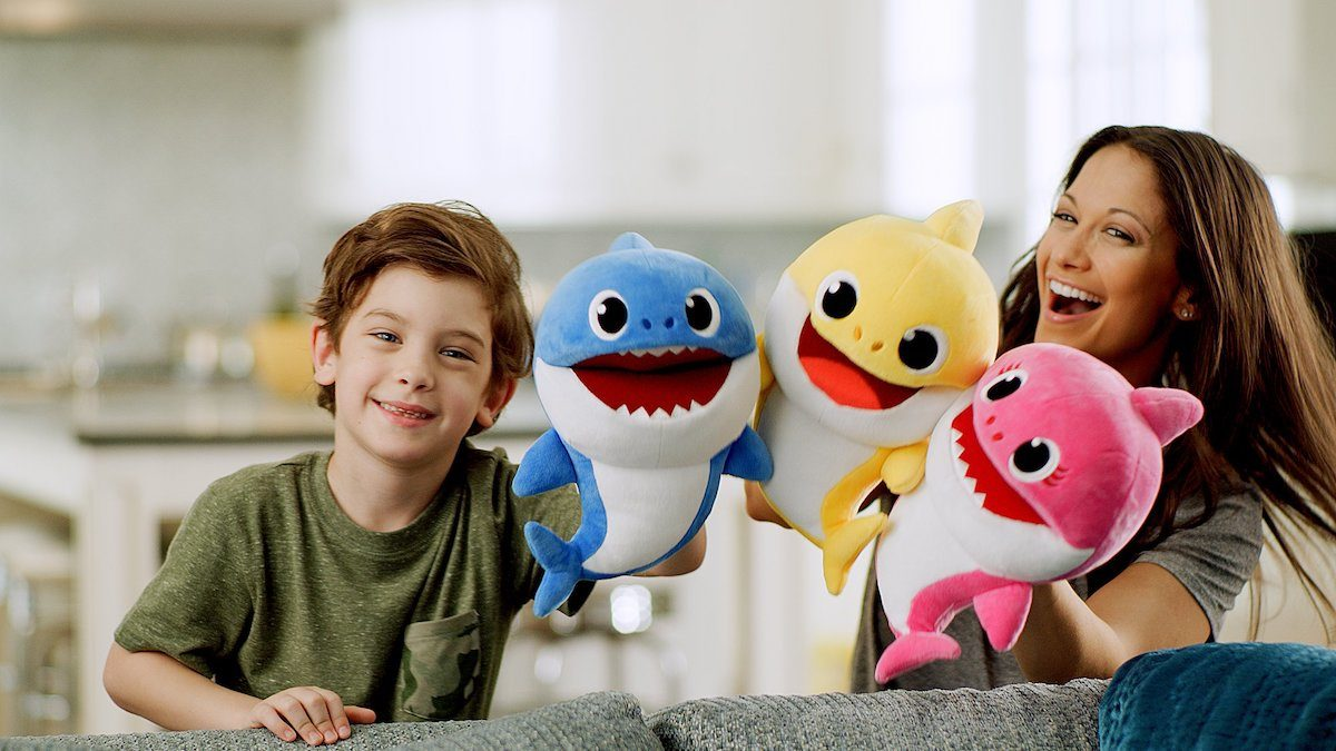 The Hottest Baby Shark Toys for Kids this Holiday Season