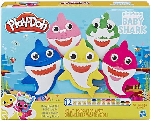 Play-Doh Pinkfong Baby Shark Set