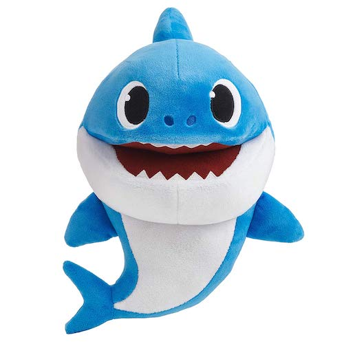 WowWee Pinkfong Baby Shark Official Song Puppets