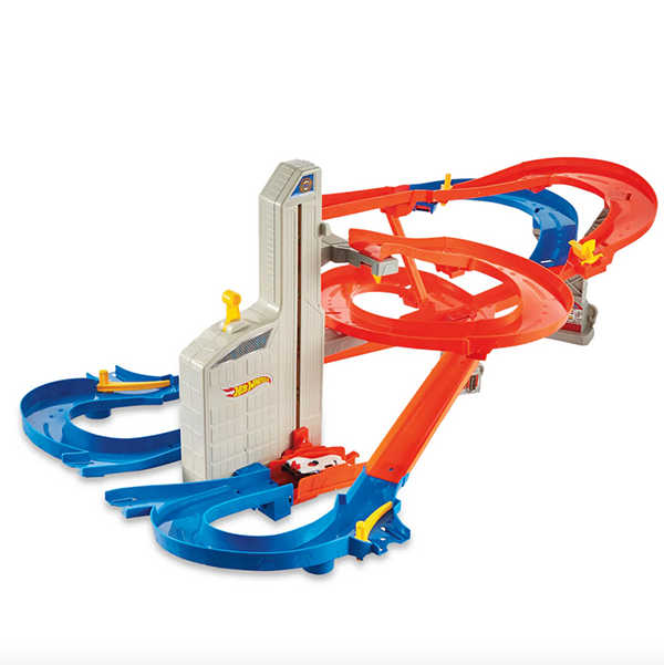 Hot Wheels Auto-Lift Expressway Set