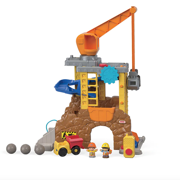 Fisher Price Little People Work Together Construction Site