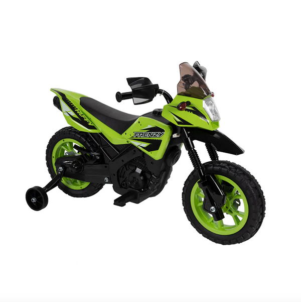 Huffy Frenzy 6-Volt Electric Motorcycle Ride-On