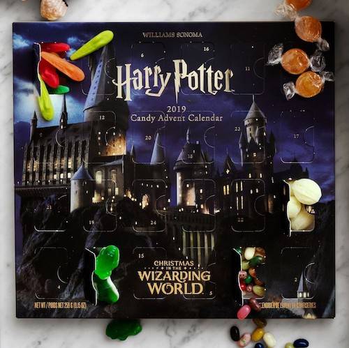 Williams Sonoma Harry Potter Advent Calendar