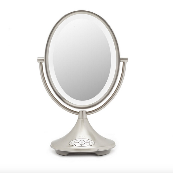 iHome Alexa Voice-Enabled Bluetooth Vanity Mirror