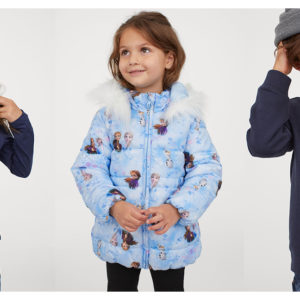 H&M Has Launched a Collection of Frozen 2 Apparel, and It's Super