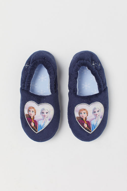 H&M Frozen 2 Soft Slippers
