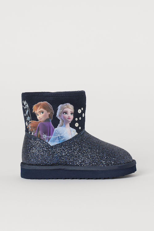 H&M Frozen 2 Warm-lined Boots