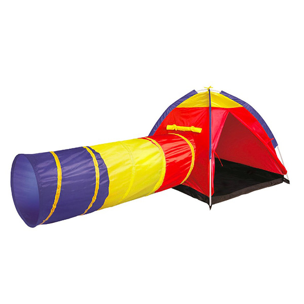 Discovery Kids Adventure Play Tent and Tunnel