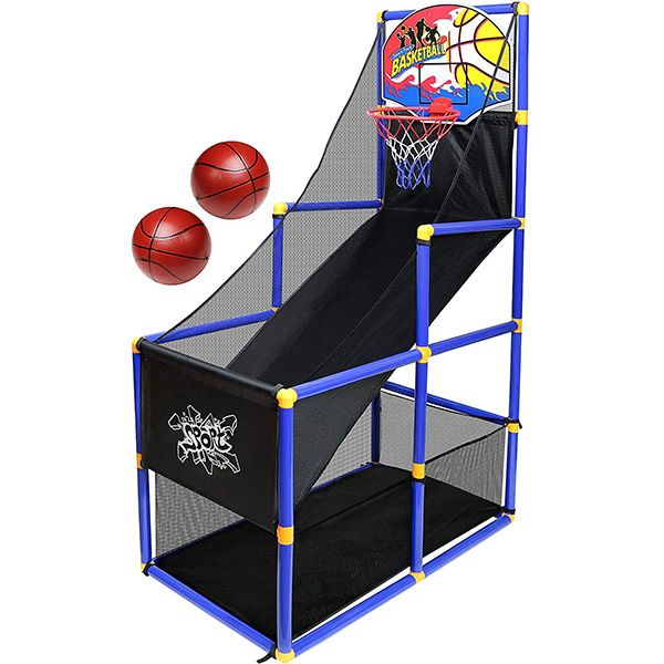 Kiddie Play Basketball Arcade Game