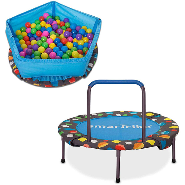 SmarTrike 3-in-1 Trampoline Activity Center