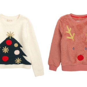 The Best Festive Holiday Fashions For Boys and Girls