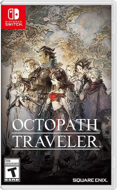Nintendo Switch Octopath Traveler