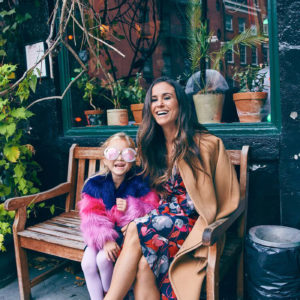 This DVF x Rockets of Awesome Mother-Daughter Fashion Line is On Our