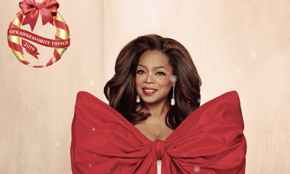 Oprah-Approved Gifts For the Holidays