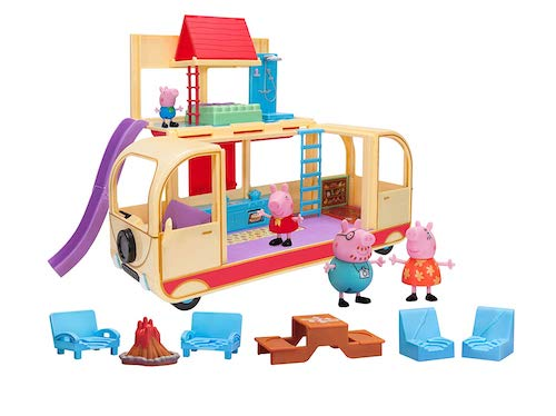 Peppa Pig Transforming Campervan
