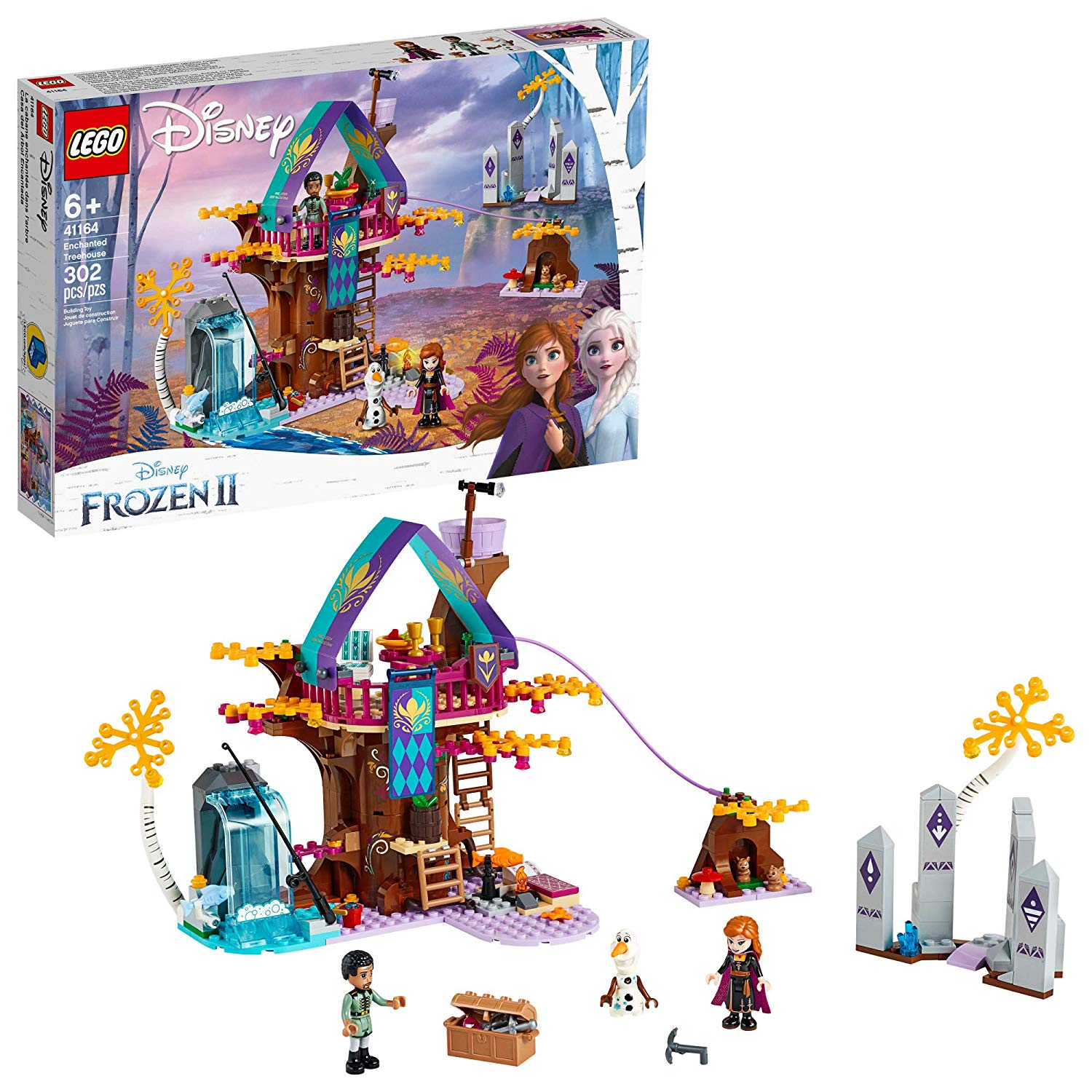 These Brand New Frozen 2 LEGO Collections Are Super Cool ...