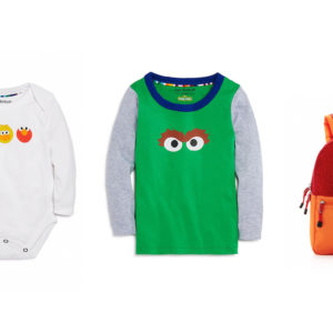 Sesame Street Celebrates 50 Years with the Most Adorable Isaac Mizrahi Collection