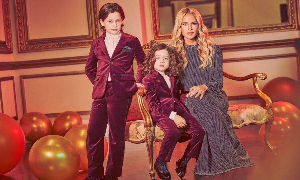 Rachel Zoe Collaborates With Janie and Jack to Create a Super Cute Holiday Collection