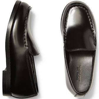 Rachel Zoe x Janie and Jack Party Collection Leather Loafers