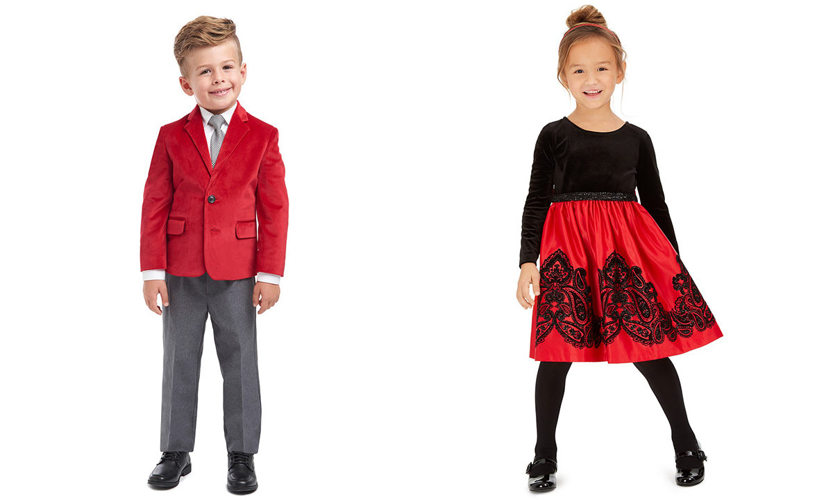 Macy's Black Friday Preview Sale is Too Good to Miss—Save now on Super Cute Clothing for Kids!