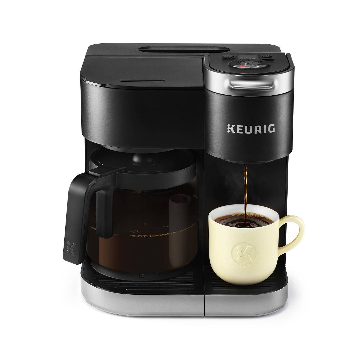 Keurig K-Duo Single-Serve and Carafe Coffee Maker