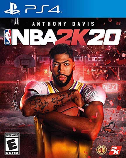 PlayStation 4 NBA 2K20 by 2K Games