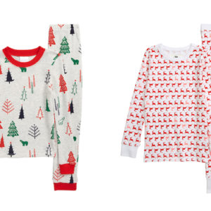 Super-Cute Christmas Pajamas for Kids of All Ages