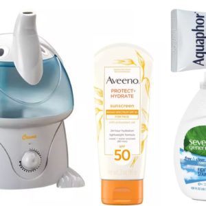 Cold Weather Skin Care Products for Kids and Families