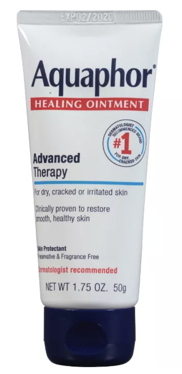 Unscented Aquaphor Healing Ointment Tube