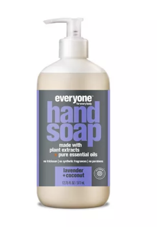 Everyone Lavender Coconut Hand Soap