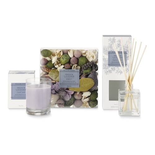 Williams Sonoma French Lavender Essential Oils Collection