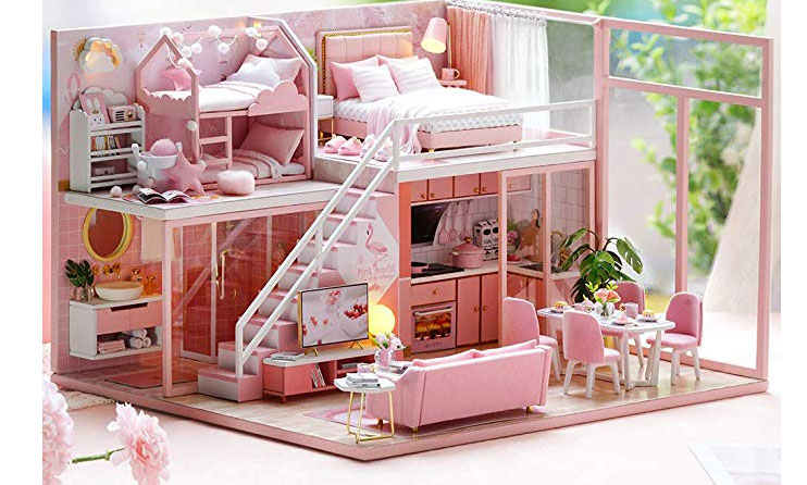 8 Adorable Dollhouses for Less Than $50