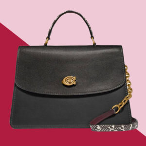 7 Bags We're Obsessed With From Coach's Insane 50% Off Holiday Sale