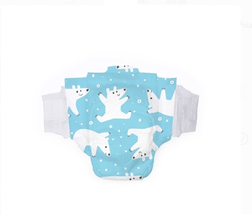 Hello Bello Jumbo Pack of Polar Rollers Diapers