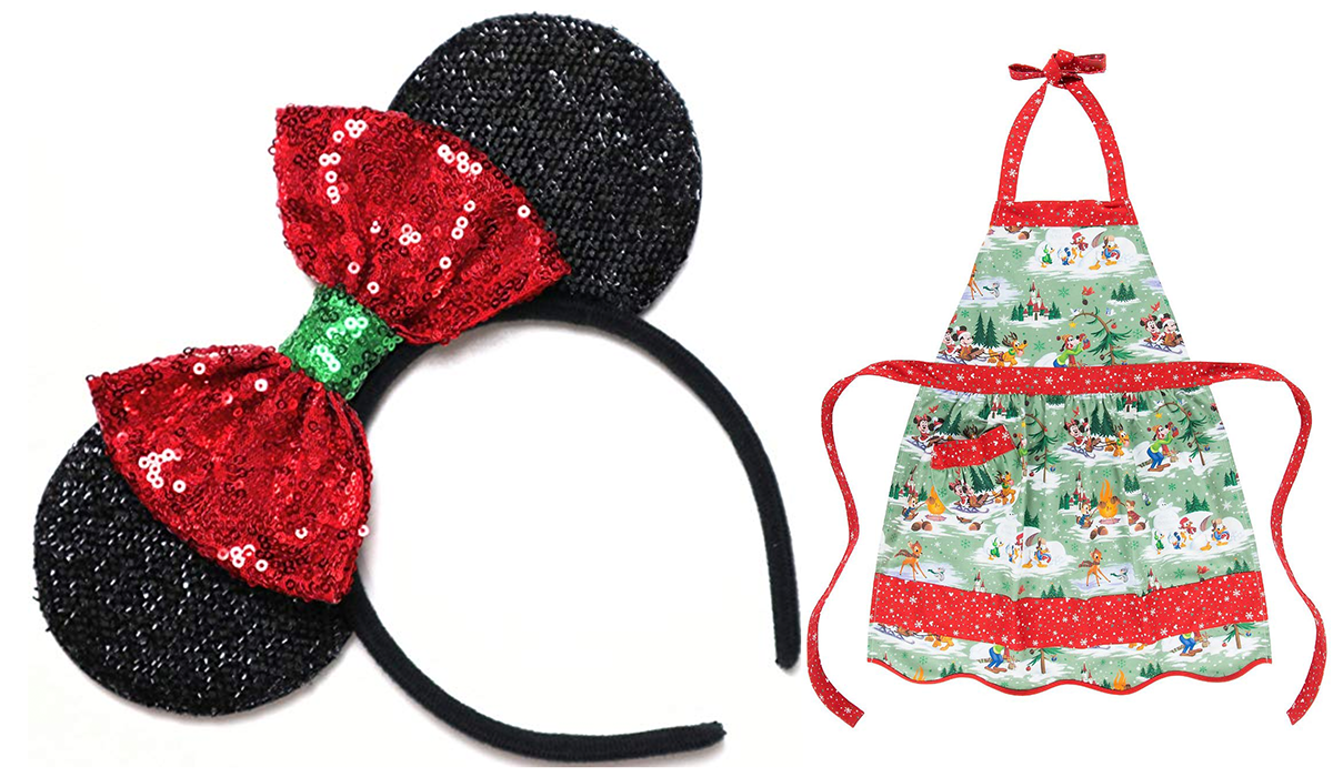 Amazon Has a Whole Section of Disney Christmas Gifts You'll Love