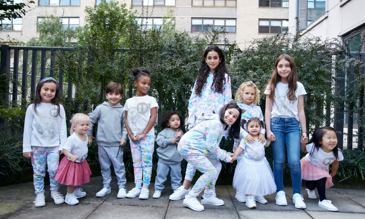 This Clothing Line For Kids Just Launched A Care Bears Collab And It's Too Cute