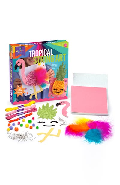 Craft-Tastic Tropical String Art Craft Kit