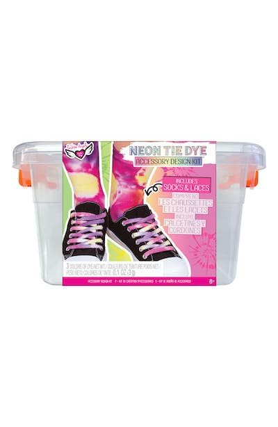 Fashion Angels Neon Tie-dye Accessory Design Kit