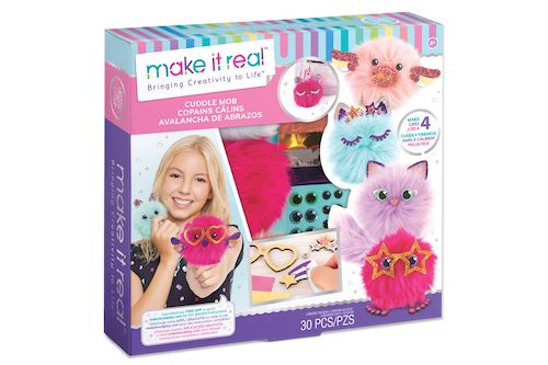 Make It Real Cuddle Mob Kit